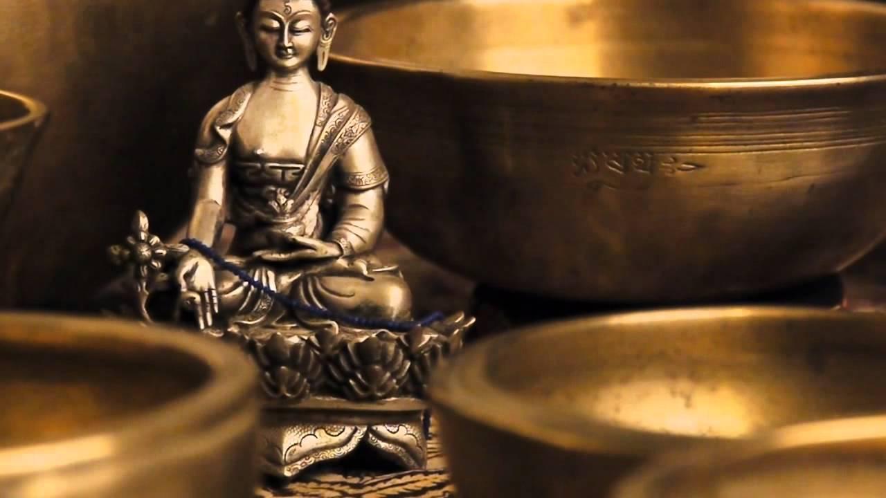 Masaże gongami i misami tybetańskimi