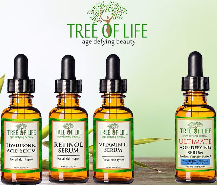 TREE OF LIFE SERUMS GIVEAWAY