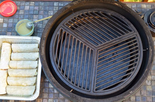 indirect, BGE, Big Green Egg, Kamado Joe, Vision, Primo, Grill Dome