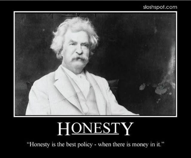 Mark Twain Quotes (I think)