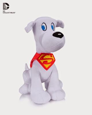 San Diego Comic-Con 2015 Exclusive Krypto DC Comics Super Pets Plush by DC Collectibles