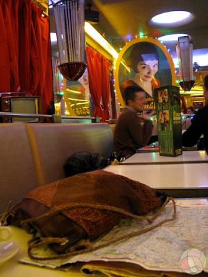 mochila de patchwork en paris