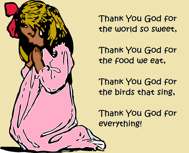 Image result for prayer thank you god for the world so sweet