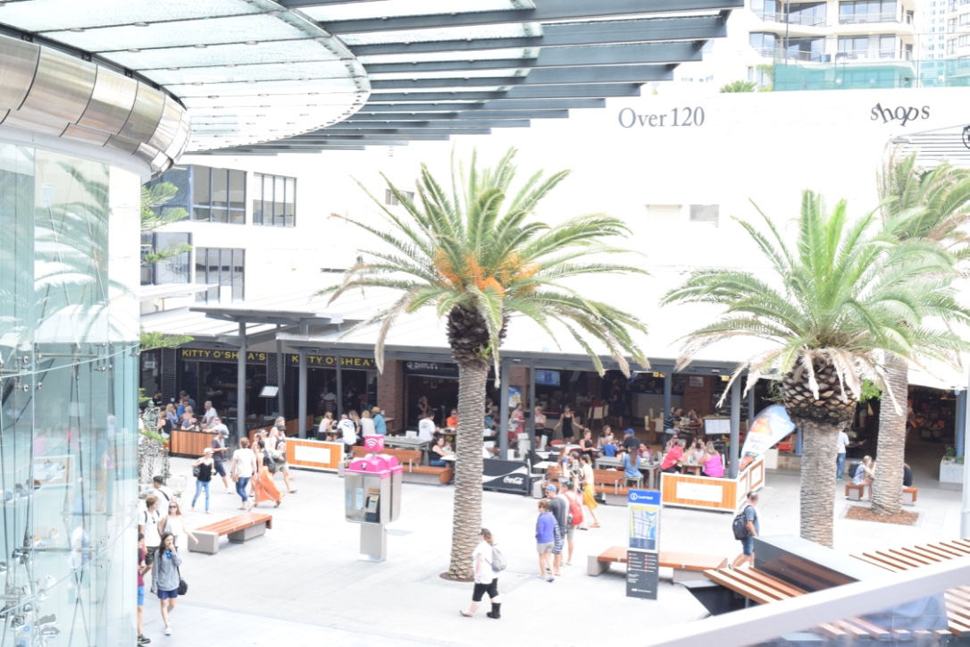 Surfers Paradise Mall
