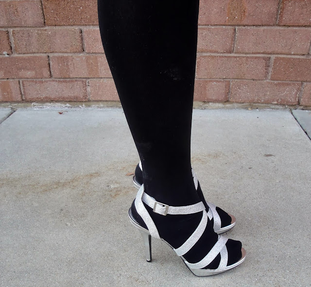 poofy dress, tulle dress, prom style, pretty, payless, High Heels, heels, silver heels, pretty outfit,