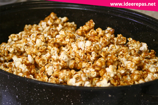 Pop-corn Caramelisé