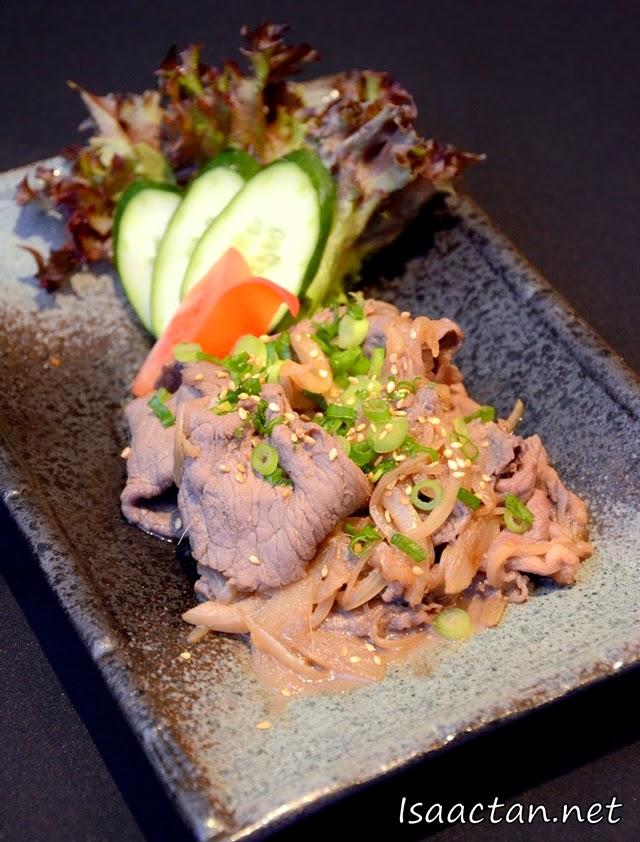 Shogayaki - RM26++
