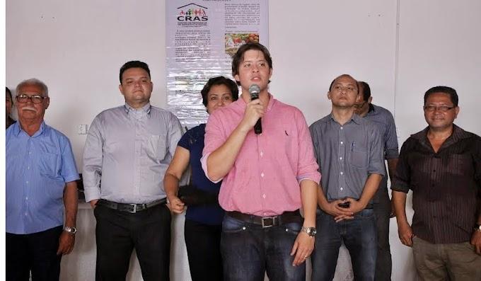 Prefeitura reinaugura CRAS do bairro Caldeirões