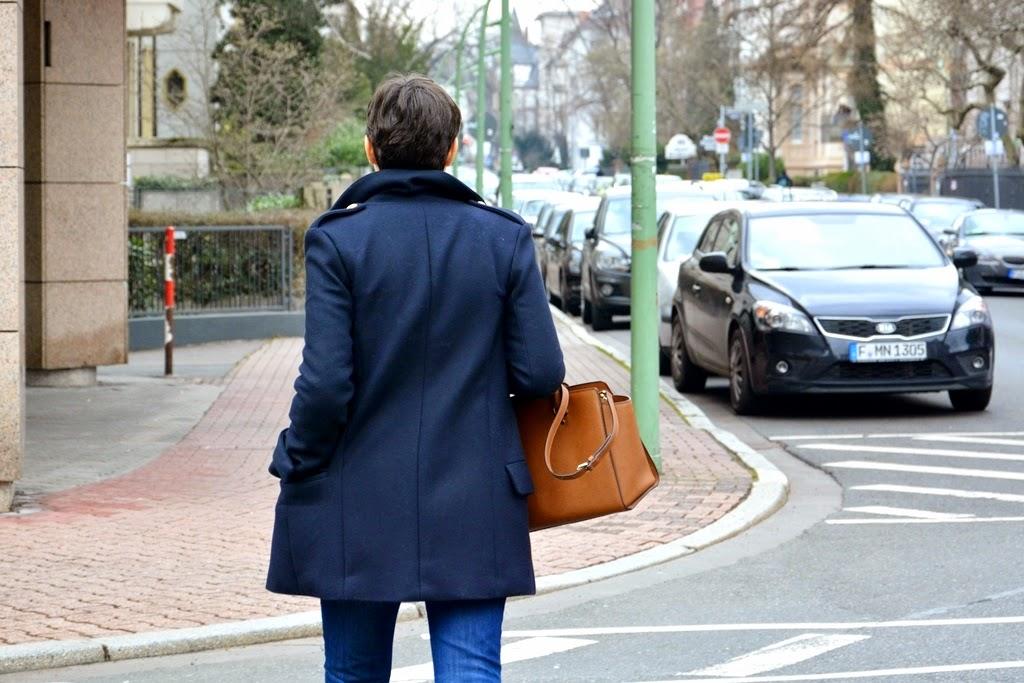 Coat ZARA, Mantel Zara