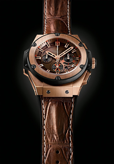 Hublot King Power Arturo Fuente Gold