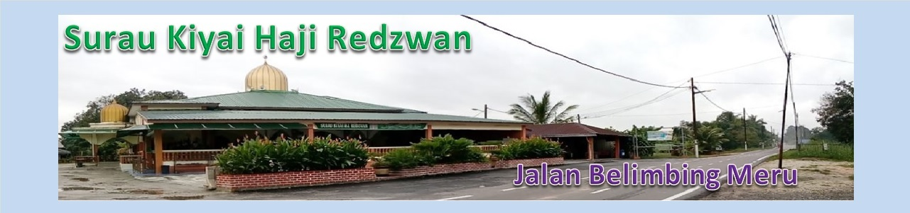 Surau Kiyai Haji Redzwan