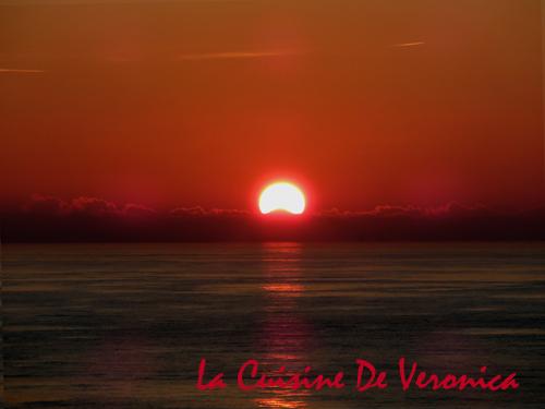 日出 Sunrise 北海 North Sea