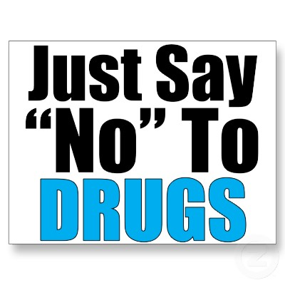 saying no to drugs essay