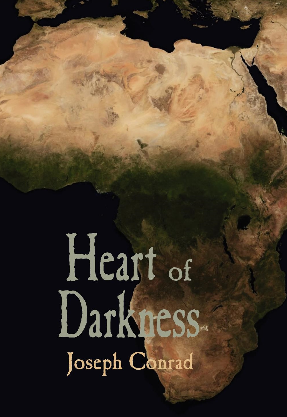 the power of imperialism and the stripping of a landscape in joseph conrads heart of darkness and as