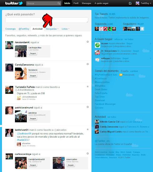 Twitter Actividad 03