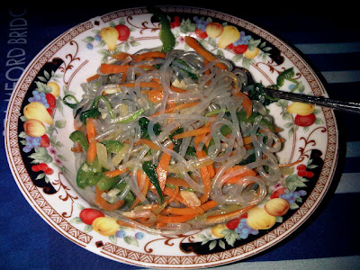 Gimari, Kimbab Versi Goreng