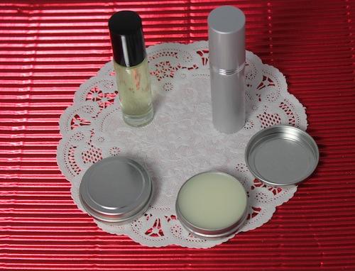 Como hacer perfume solido o en crema, facilisimo