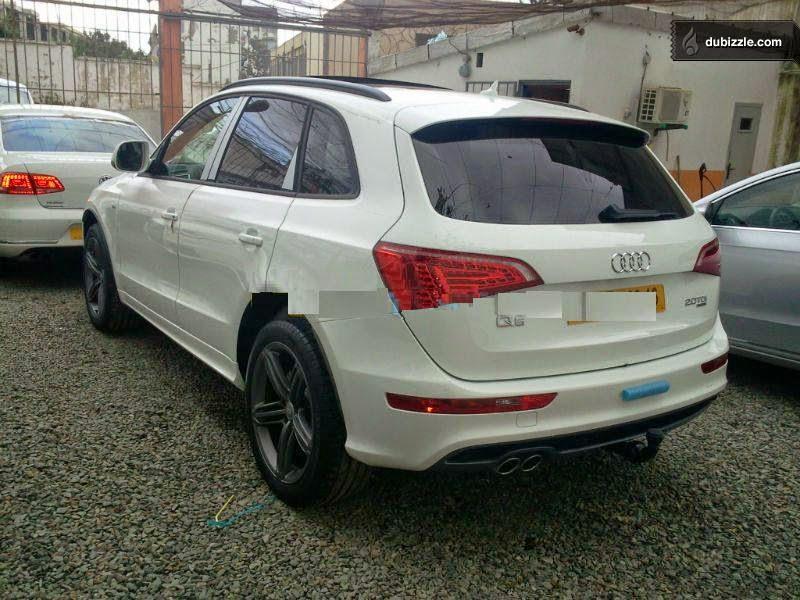 audi en lagerie ~ algerie automobile
