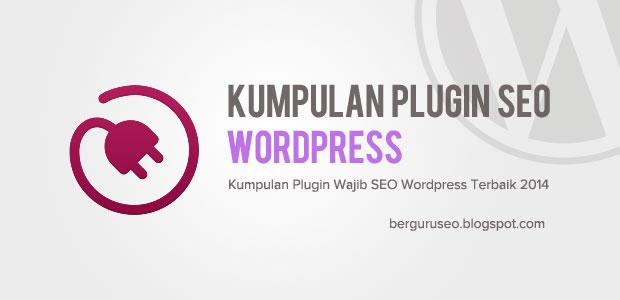 Kumpulan Plugin SEO Wordpress Terbaik 2014
