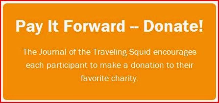 the traveling squid pay it forward