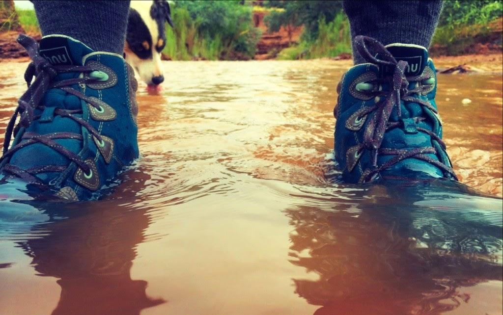 холодные и мокрые ноги