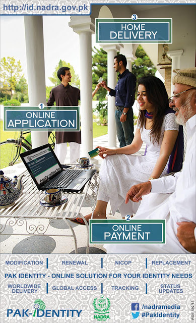 Apply Online for Your Nadra National ID