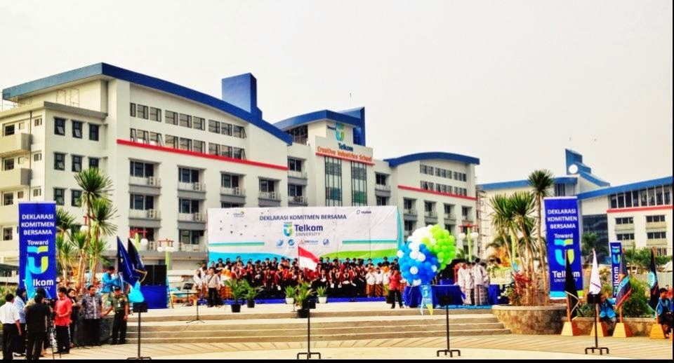 Telkom University Creating The Future