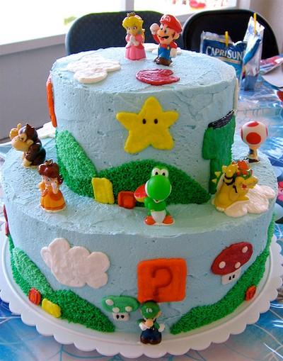 Feliz cumpleaños YoshiGM!! - Página 2 Tortas+Awesome_Super_Mario_Bros_Cakes_19