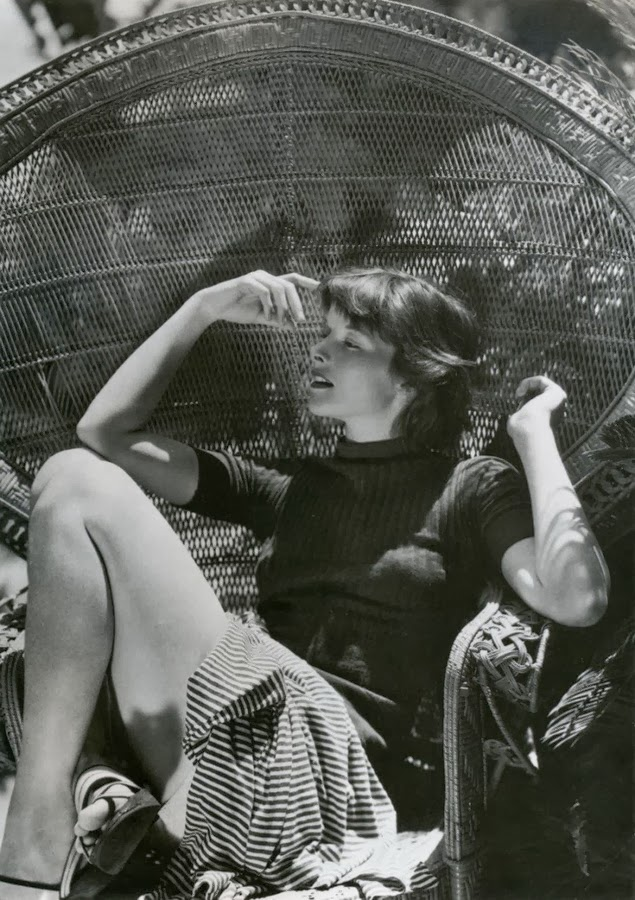 актриса Кэтрин Хепберн (Katharine Houghton Hepburn)