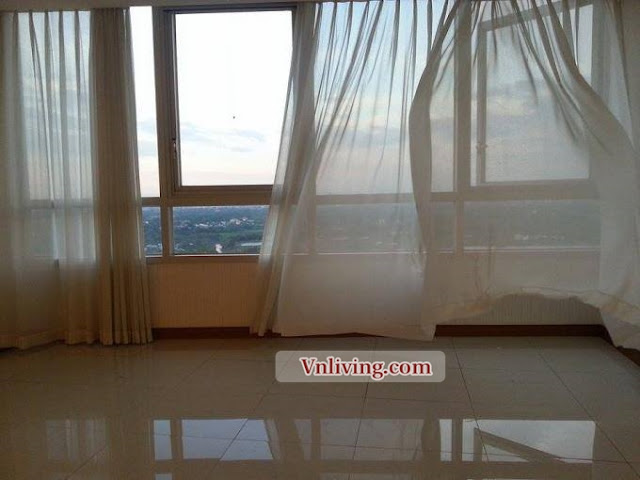 Xi Riverview for rent 4 bedrooms apartment spacious area and nice view