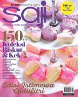BLOG QASEY HONEY DI MAJALAH SAJI MEI 2017