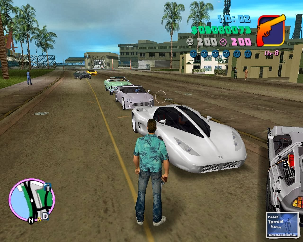 Gta vice city back to the future hill valley game free download full