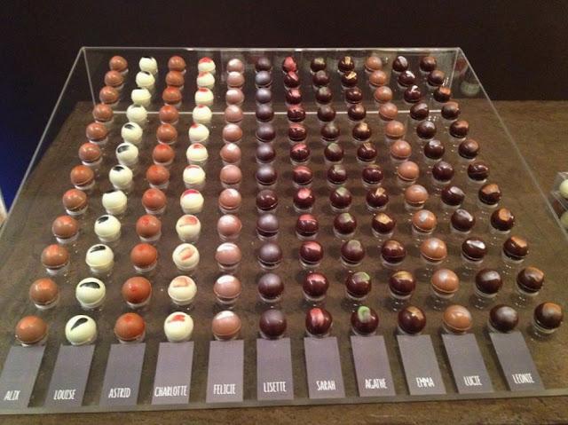 Pascale Droogmans chocolatière