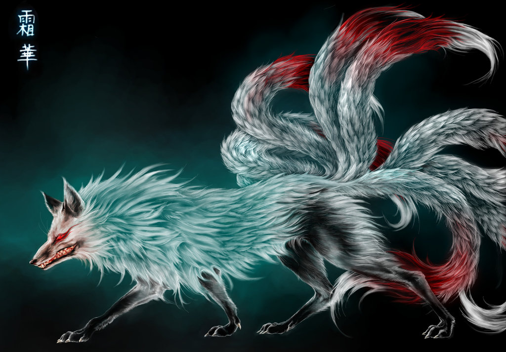 The Claws of the end are here... || Viral & Kiba [ID] Kitsune