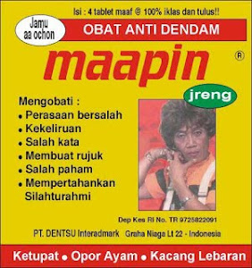 Maafkan jika ada kesalahan saya