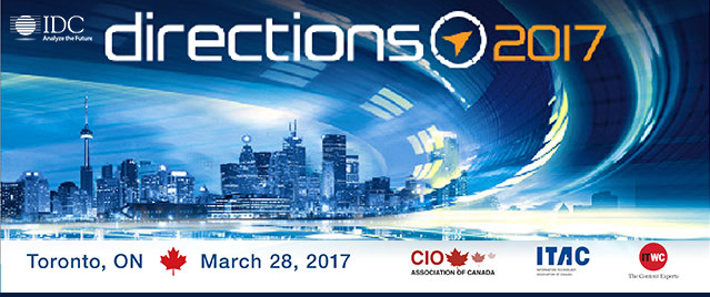 March 28 IDC Directions 2017