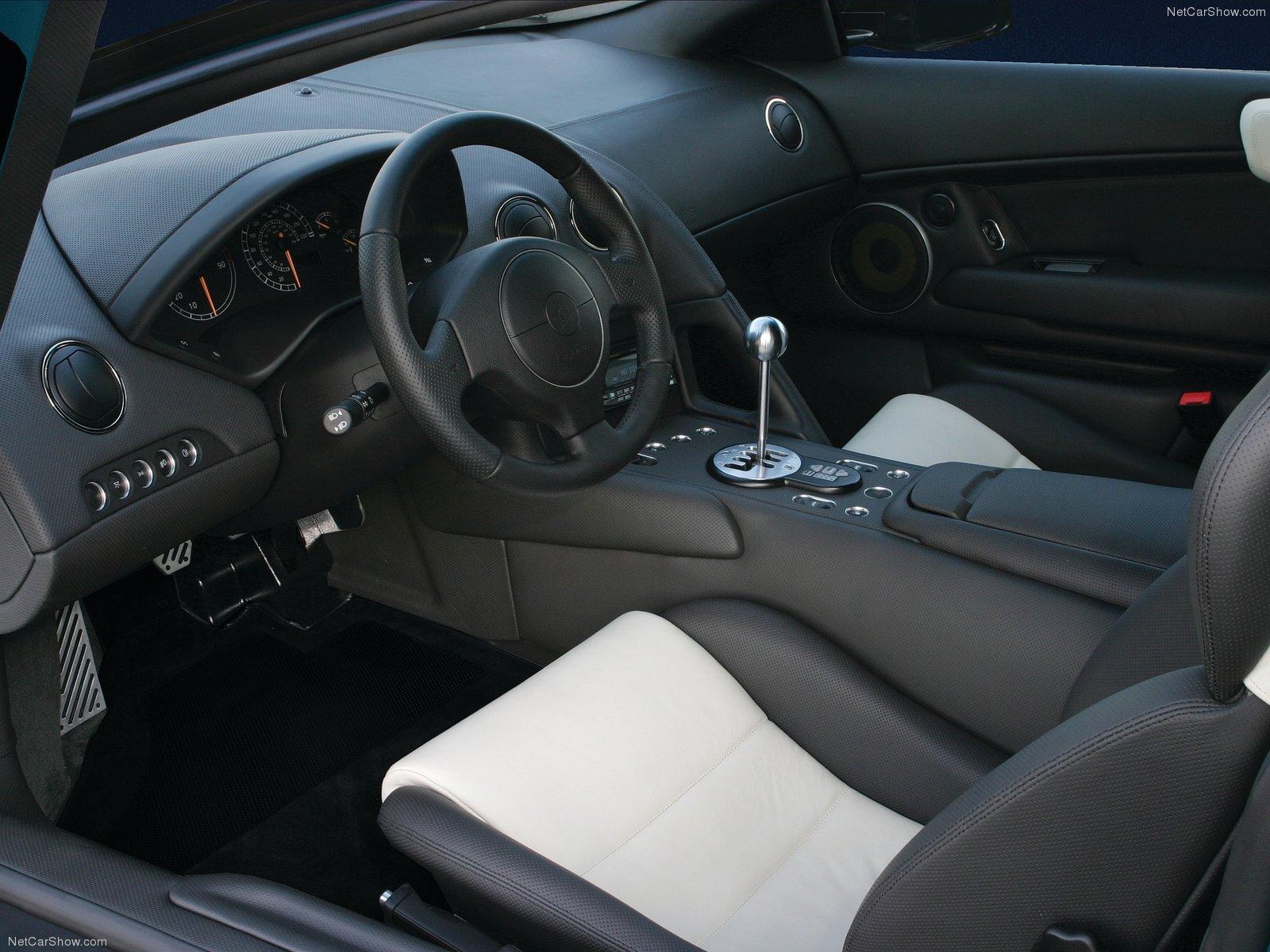 Hình ảnh siêu xe Lamborghini Murcielago 40th Anniversary Edition 2003 & nội ngoại thất