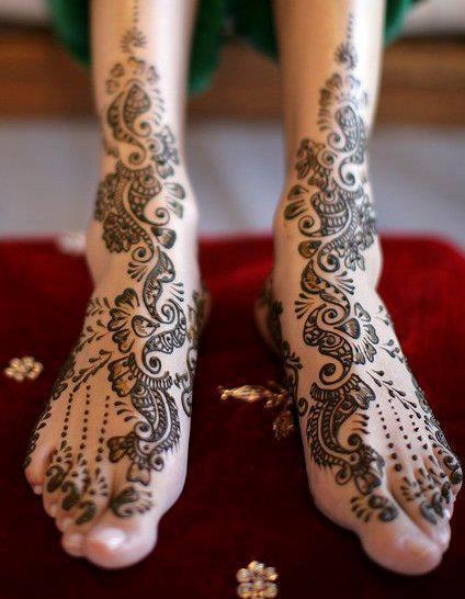 Cool Mehndi Patterns : Fashion freak cool mehndi designs