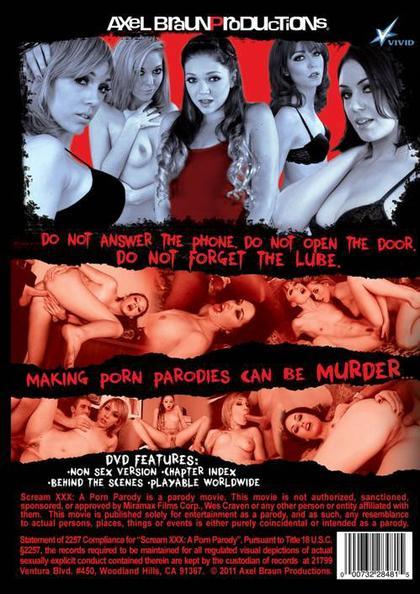 -Scream XXX A Porn Parody XXX CD2