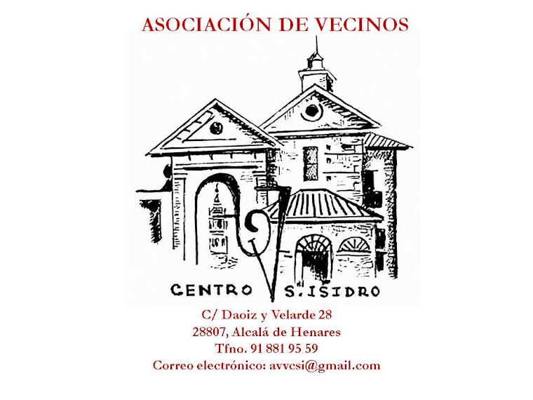 Asociación de Vecinos CENTRO-SAN ISIDRO de Alcalá de Henares