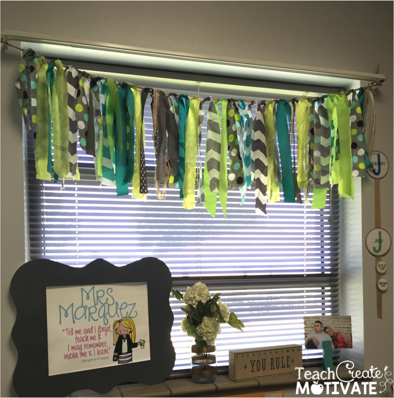 Window Decoration Ideas For Classroom ~ My classroom reveal teach create motivate