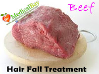 Hair loss Beef treatment, Beef hair fall loss remedy and treatment