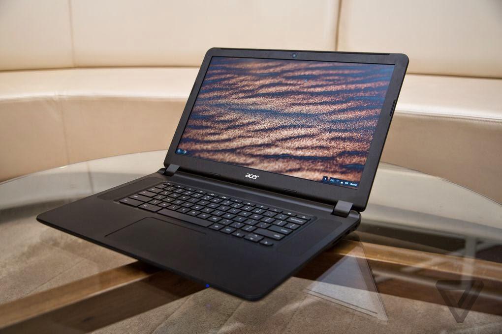 Laptop Terbaru Acer Chromebook 15