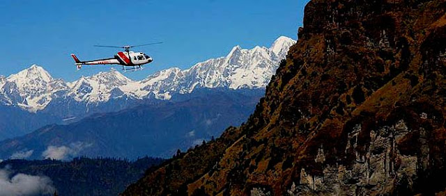 Chardham Helicopter Tour