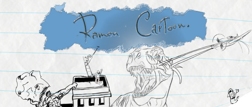 Ramon Cartoon