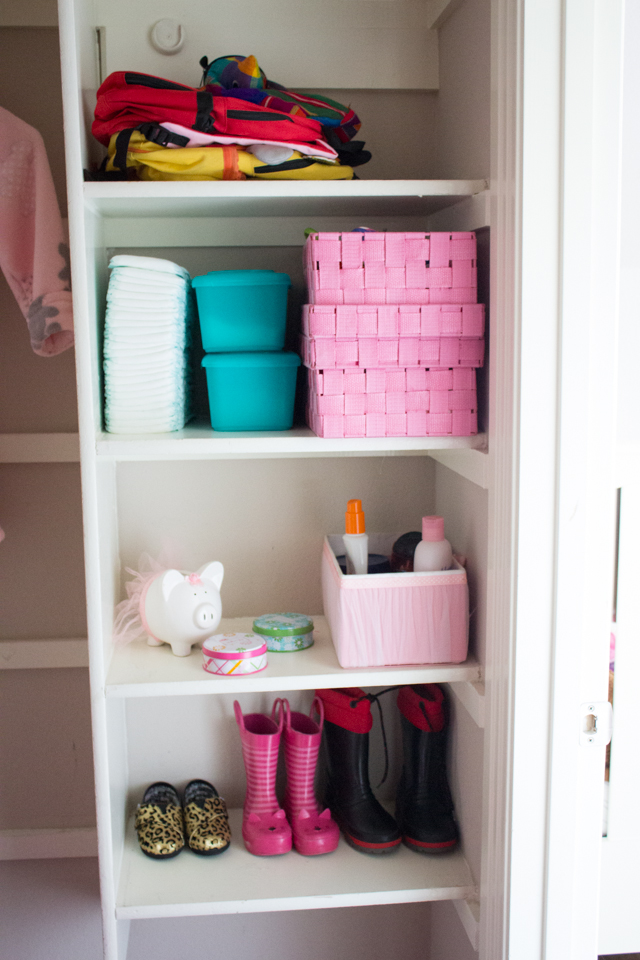 How To Organize Kids Bedroom Closets Design Improvised