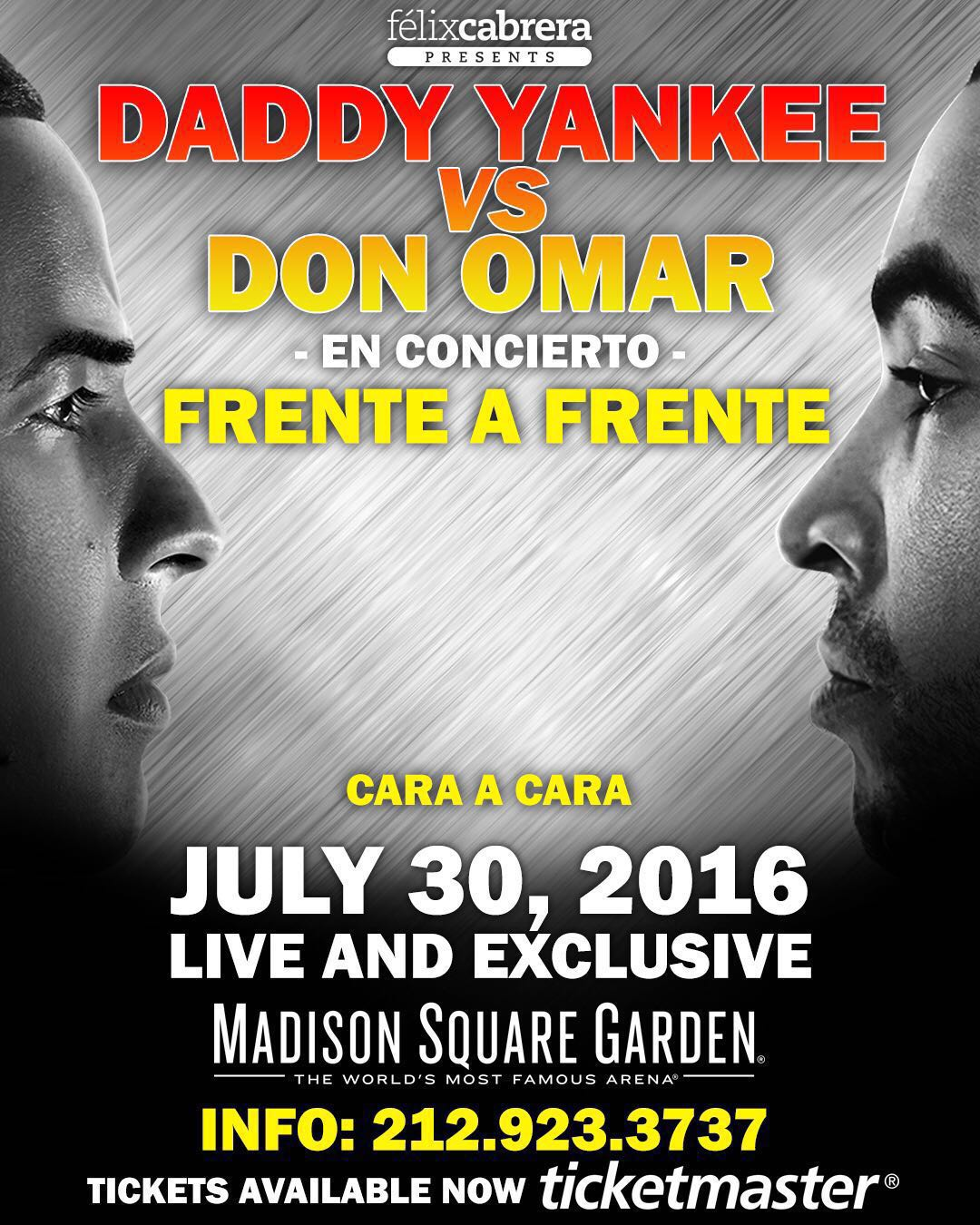 DADDY YANKEE VS DON OMAR