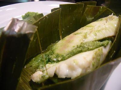Sp cialit africaine recette du mabok poisson frais - Specialite africaine cuisine ...
