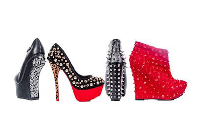 Veľká vianočná súťaž o topánky podľa vlastného výberu!