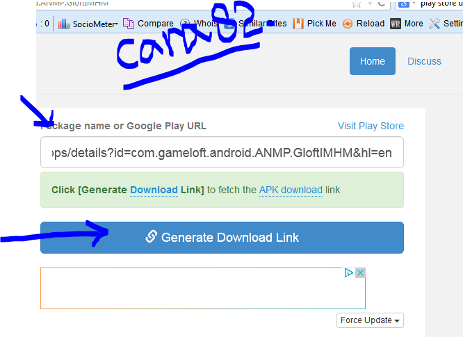 ... Aplikasi Android di Play Store Melalui PC/Komputer - Cara Cara